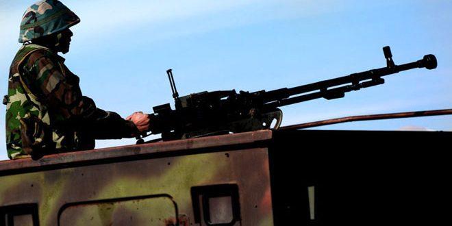 Сводка антитеррористических операций Сирийской армии за 24 ноября