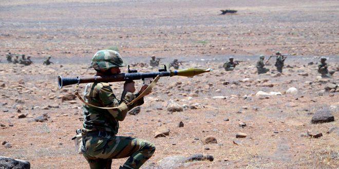 Сводка контртеррористических операций Сирийской армии за 26 ноября