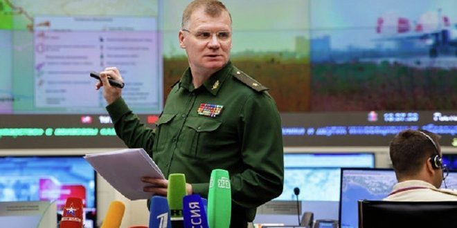 Минобороны РФ: Авиация ВКС России и ВВС Сирии уже 19-е сутки не наносит удары по Алеппо