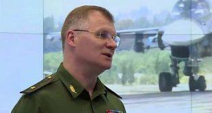 МО РФ: Пробы из Алеппо подтвердили, что боевики применяли отравляющие вещества