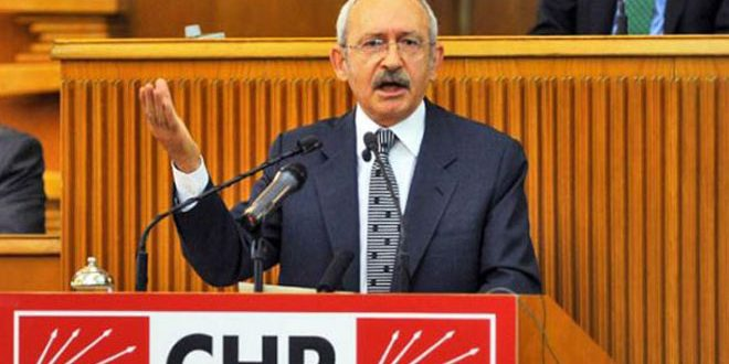 Кылычдароглу: Эрдоган проводит противоречивую и опасную политику в отношении Сирии