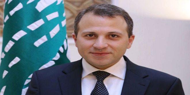 Глава МИД Ливана подтвердил необходимость политического урегулирования кризиса в Сирии