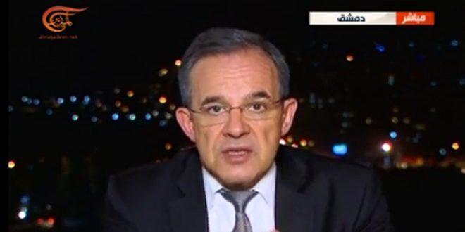 Мариани: Сирия и Франция имеют общего врага и его поражение станет хорошей новостью