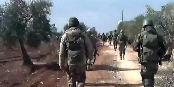 Сводка контртеррористических операций Сирийской армии за 9 января