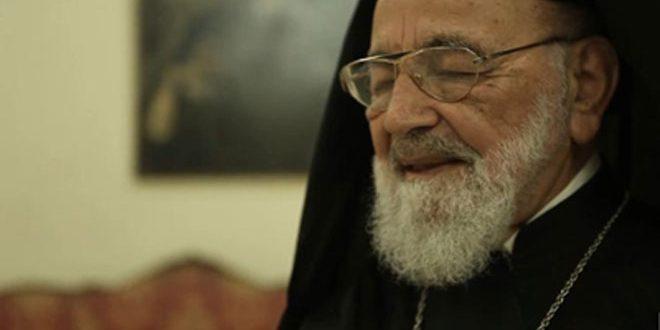 В Будапеште на панихиде по усопшему архиепископу Капуччи присутствовали десятки сирийцев и палестинцев