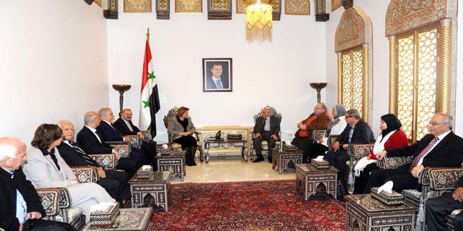 Аббас: Крепость отношений Сирии и Египта —«гарантия безопасности и защита будущего народов региона»