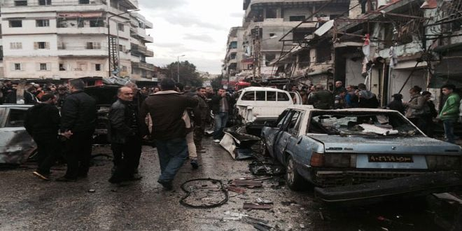 Отделение Союза сирийских студентов и сирийская община в Венгрии осудили теракт в Джебле