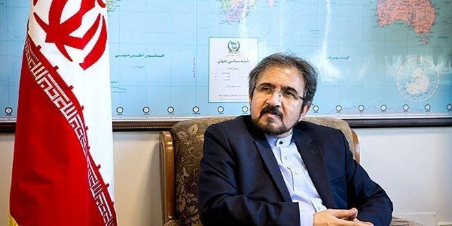 Пресс-секретарь МИД ИРИ: Позиция Тегерана в отношении независимости и территориальной целостности Сирии — неизменна