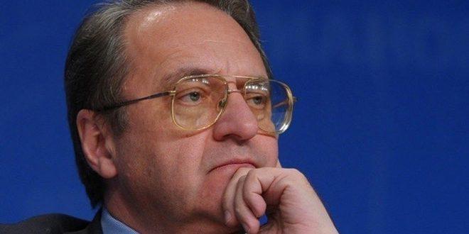 Богданов обсудил с послом Кувейта в России ситуацию в Сирии и Ираке