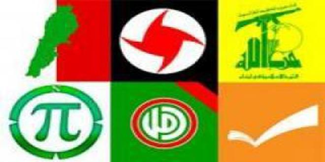 Представители патриотических партий и сил Ливана: Победы Сирийской армии положат начало возобновлению межсирийского диалога