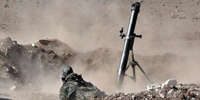 Сводка контртеррористических операций Сирийской армии за 6 января