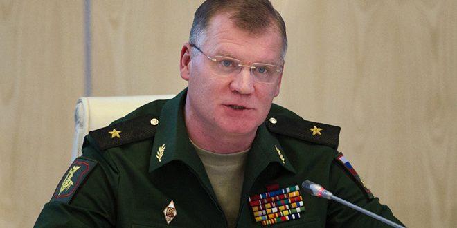Минобороны РФ не получало претензий от США из-за «опасных сближений» самолетов в Сирии