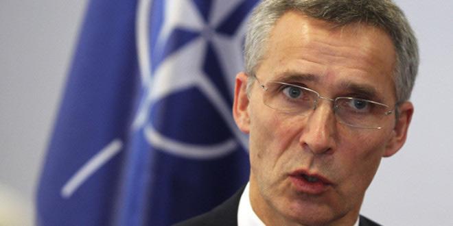 Столтенберг исключил участие НАТО в боевых операциях против ДАИШ в Сирии