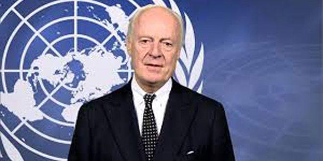 ООН: Списки участников переговоров по Сирии в Женеве почти готовы