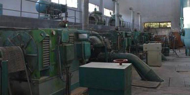Губернатор провинции Алеппо: Террористы ДАИШ вновь полностью перекрыли воду для Алеппо
