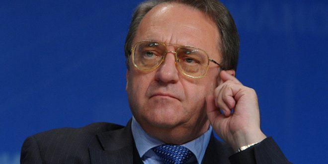 Богданов: Москва надеется на более конструктивную роль Вашингтона в сирийском урегулировании