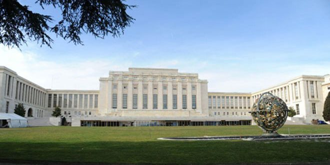 ООН: Все приглашенные на межсирийский диалог в Женеву стороны подтвердили свое участие