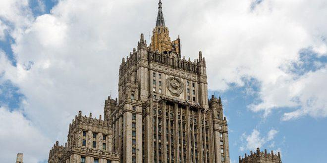 МИД РФ: Агрессия против позиций Сирийской армии совершенно неприемлема