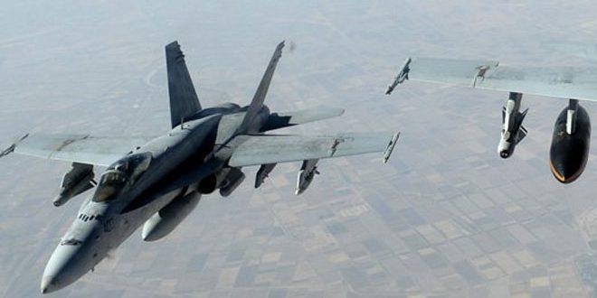 В провинции Дейр-эз-Зор ВВС «коалиции» во главе с США вновь совершили массовое убийство сирийских граждан