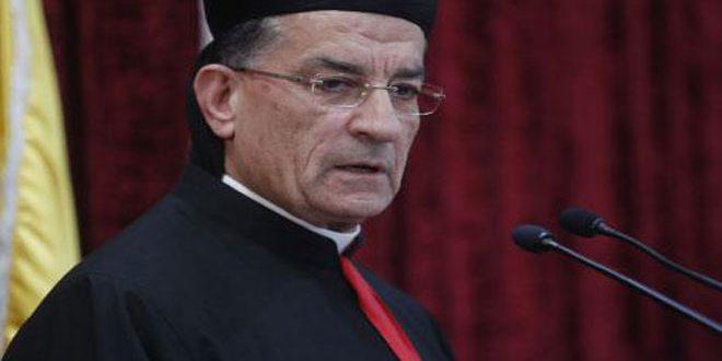 Кардинал Ар-Раи вновь потребовал от крупных мировых держав остановить террористическую войну в Сирии