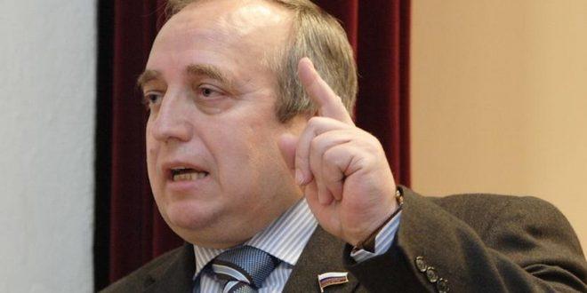 Клинцевич прокомментировал заявления США о подготовке химатаки в Сирии