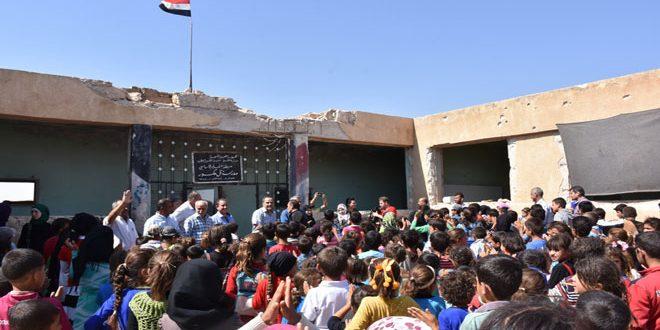 С начала года более 600 тысяч сирийцев вернулись в свои дома