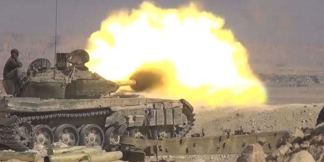 Сводка спецопераций Сирийской армии за 13 августа