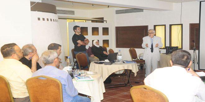 В Сирии началась подготовка кадров инженерно-технического профиля по ремонту медоборудования