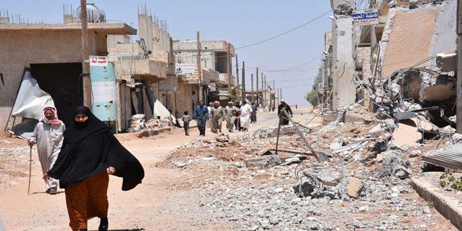 В Алеппо призвали жителей освобожденных населенных пунктов оформить документы для выплаты компенсаций