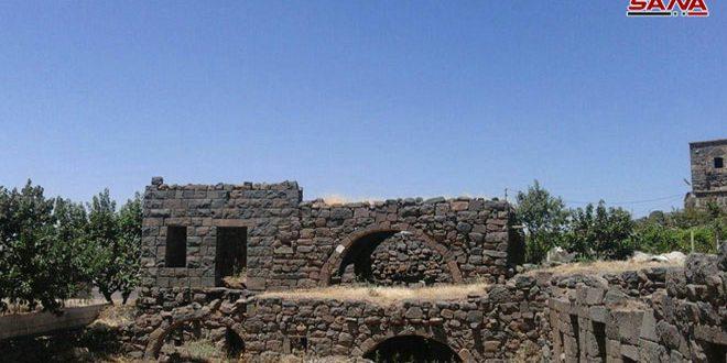 Фоторепортаж из селения Сахват Аль-Балата