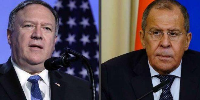 Лавров и Помпео обсудили Сирию и перспективы двусторонних отношений