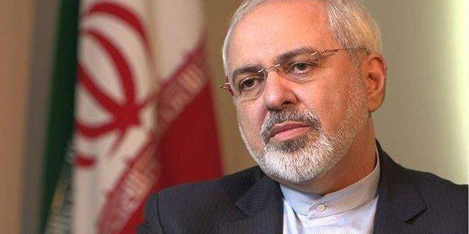 Зариф подтвердил, что Иран продолжит взаимовыгодное сотрудничество с Сирией и Россией