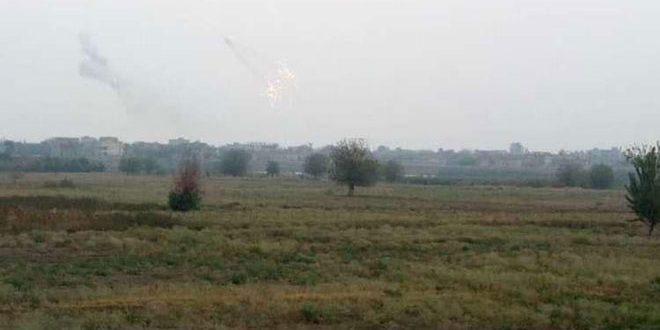 Авиация «международной коалиции» вновь нанесла удары по провинции Дейр-эз-Зор