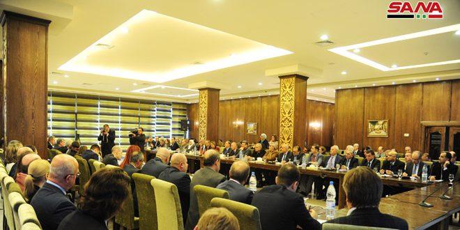 Совместный сирийско-российский комитет начал подготовительные технические совещания