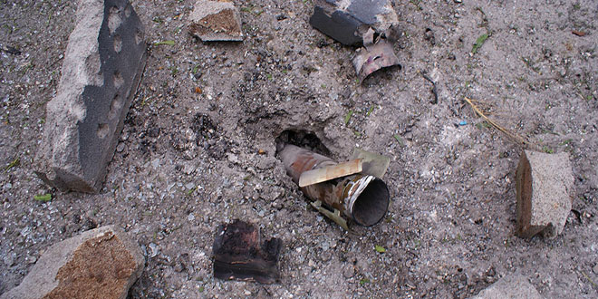 Террористы обстреляли поселок Джурин провинции Хама