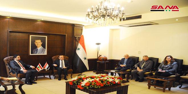 В Дамаске состоялись сирийско-ливанские переговоры по вопросу беженцев