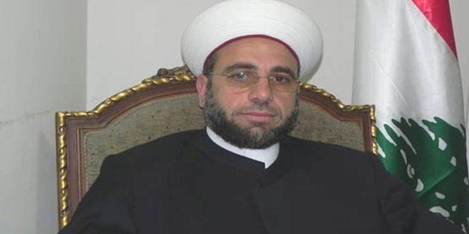 Ассамблея мусульманских улемов Ливана: Сириею и Ливан объединяют исторические отношения