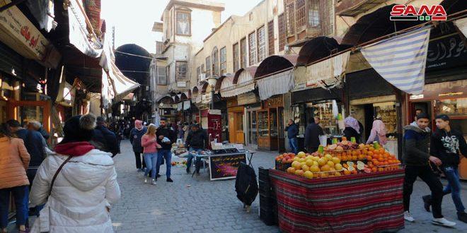 Очарование Востока в переулках Старого Дамаска
