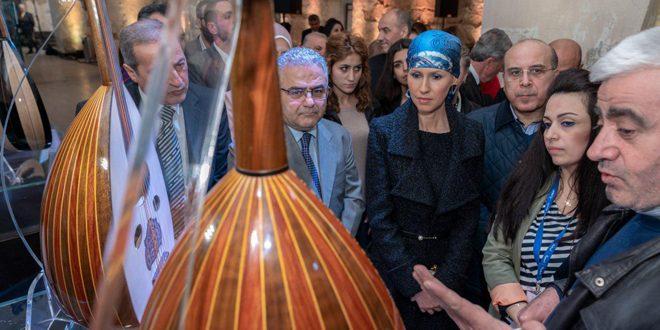 В Дамаске прошло мероприятие, посвященное сохранению сирийского культурного наследия