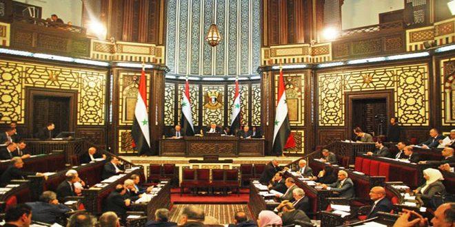 Народный совет САР резко осудил объявление Трампа относительно сирийских Голан