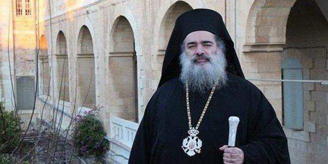 Аталла Ханна: Вопрос похищенных террористами митрополитов Ибрагима и Языджи остается важным
