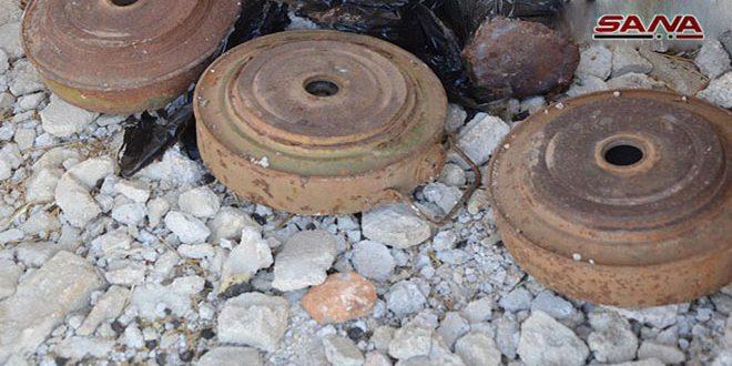 В провинции Дараа при разрыве оставленной террористами мины погибли двое детей