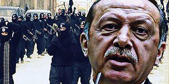 Эрдоган продолжает оказывать поддержку террористам «Джебхат Ан-Нусры» в Сирии
