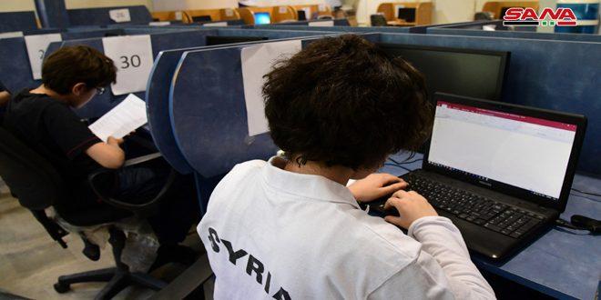 Сирия участвовала в Азиатско-Тихоокеанской олимпиаде по информатике