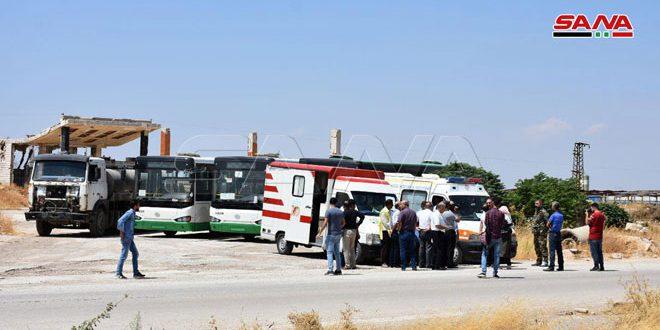 У коридора «Суран» в Хаме подготовлено все необходимое для приема граждан