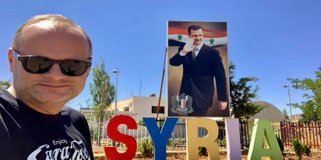 Словацкий путешественник: Дамаск — самый старейший непрерывно населенный город в мире