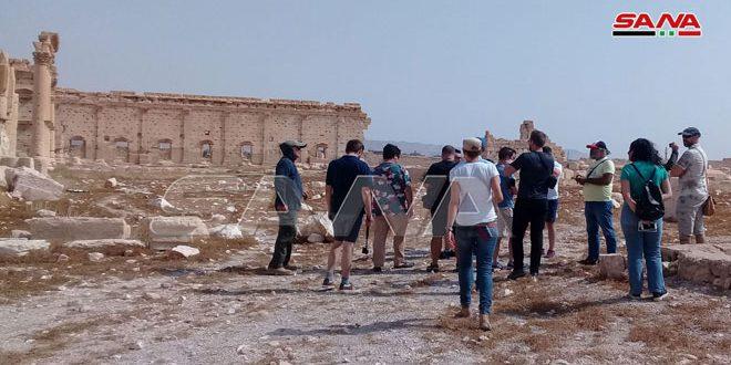 В Сирии возобновляется туристическое движение