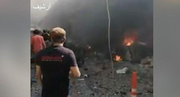 В Алеппо в результате взрыва заминированной машины один мирный житель погиб и несколько получили ранения