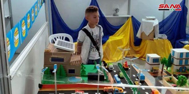 Сирийский подросток изобрел проект уличного освещения на солнечных батареях