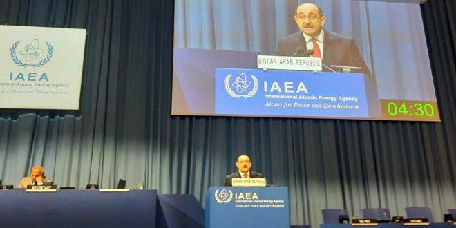 Ас-Саббаг: Сирия сотрудничает с МАГАТЭ с полной прозрачностью